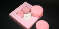 Maxi Tealight Candles 4pack